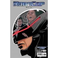Robocop Beta (2014) One-Shot