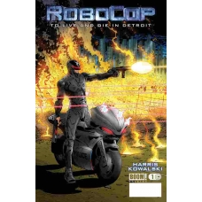 Robocop To Live and Die in Detroit (2014) One-Shot