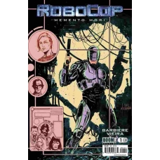 Robocop Memento Mori (2014) One-Shot