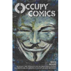 Occupy Comics TPB (2014)