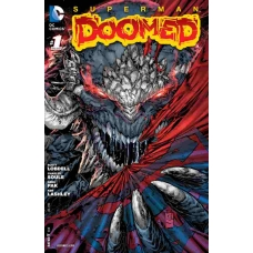 Superman Doomed (2014) cover A One-Shot