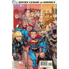 Justice League of America (2006) #7A