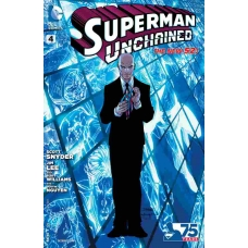 Superman Unchained (2013) #4A