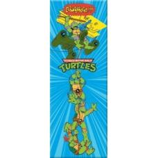 Teenage Mutant Ninja Turtles Cowabunga Long magnēts