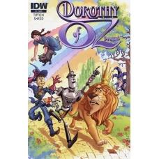 Dorothy of Oz Prequel (2012 IDW) #1A