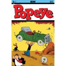Popeye (2012) #1A