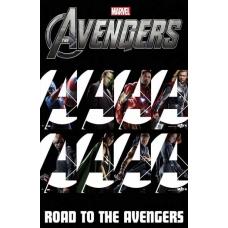 Avengers Prelude (2012) #1