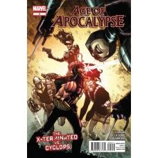 Age of Apocalypse (2012) #2A