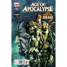 Age of Apocalypse (2012) #3