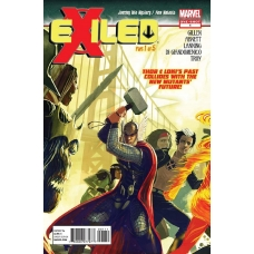 Exiled (2012) #1